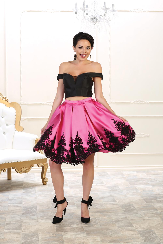 Perfecto Fancy Cocktail Dress Regalo - Colección de Vestidos de Boda ...